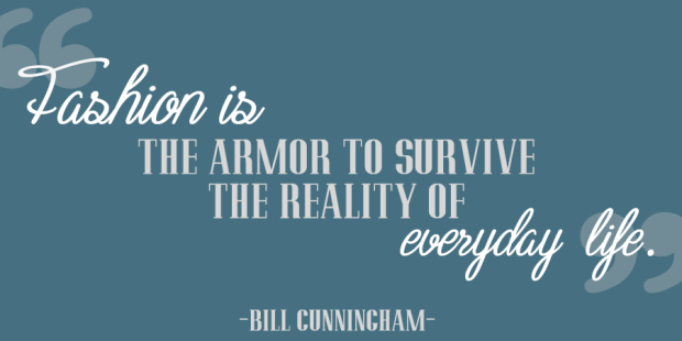bill cunnningham quote